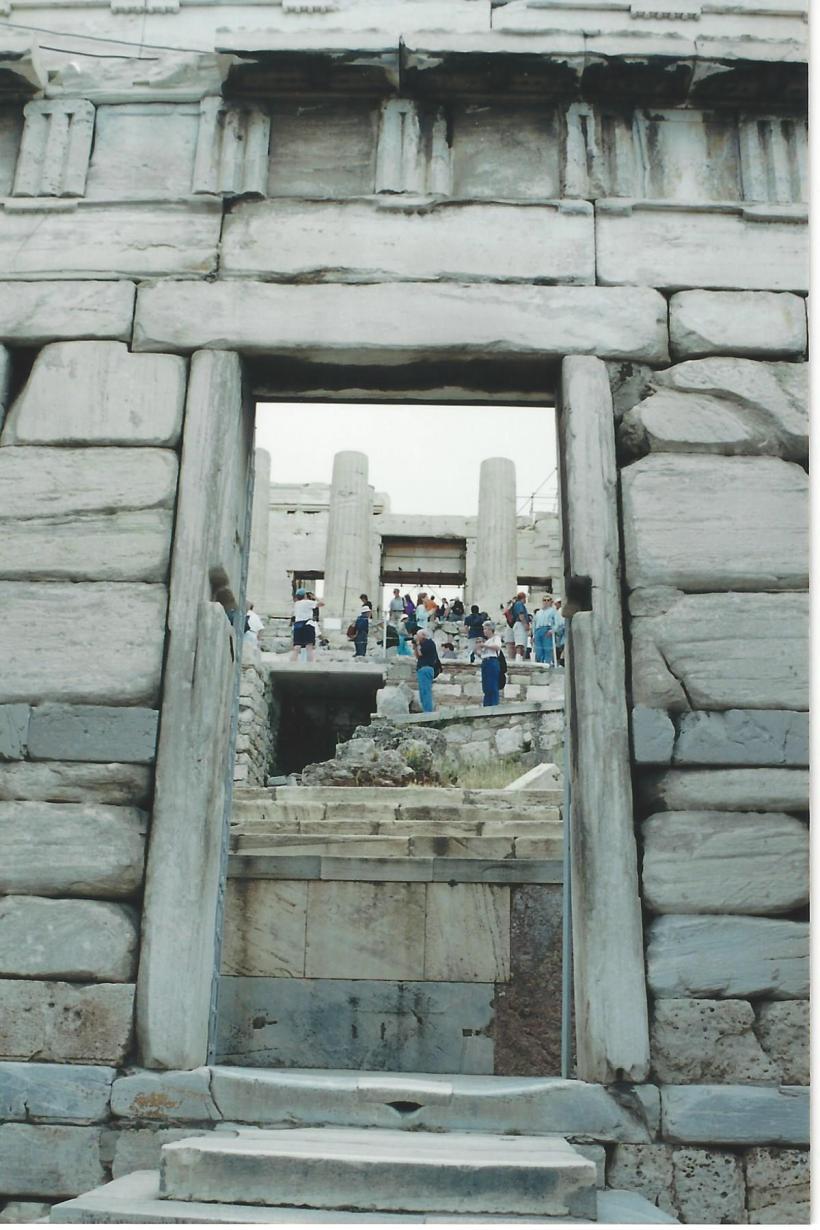 ParthenonDoor