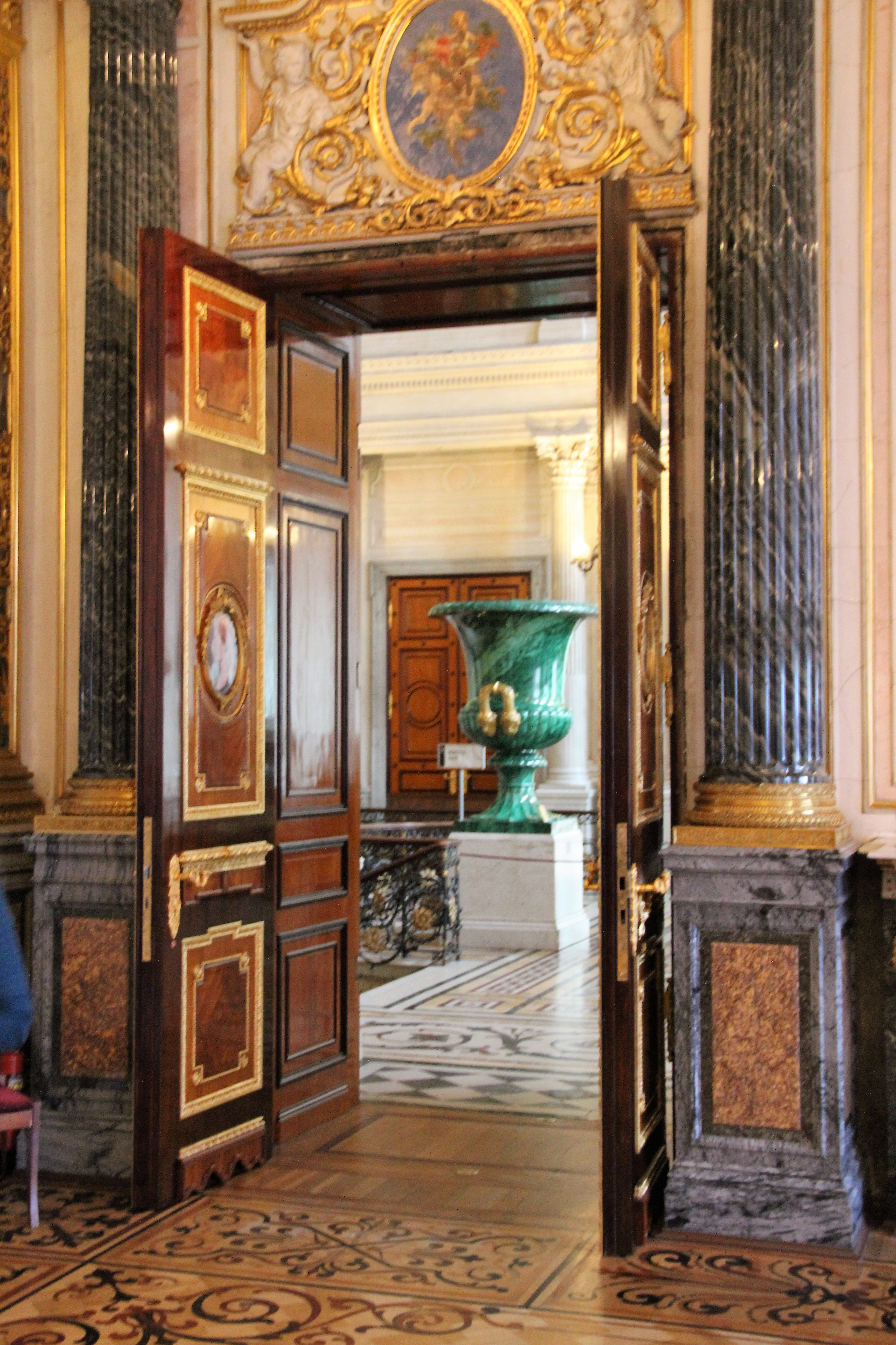 There are so many rooms of treasure in this museum that there are almost endless doors to photograph. I only snapped eight of these doors for this post. & Thursday Doors u2013 October 12 2017 u2013 Hermitage Museum u2013 charlesewaugh pezcame.com