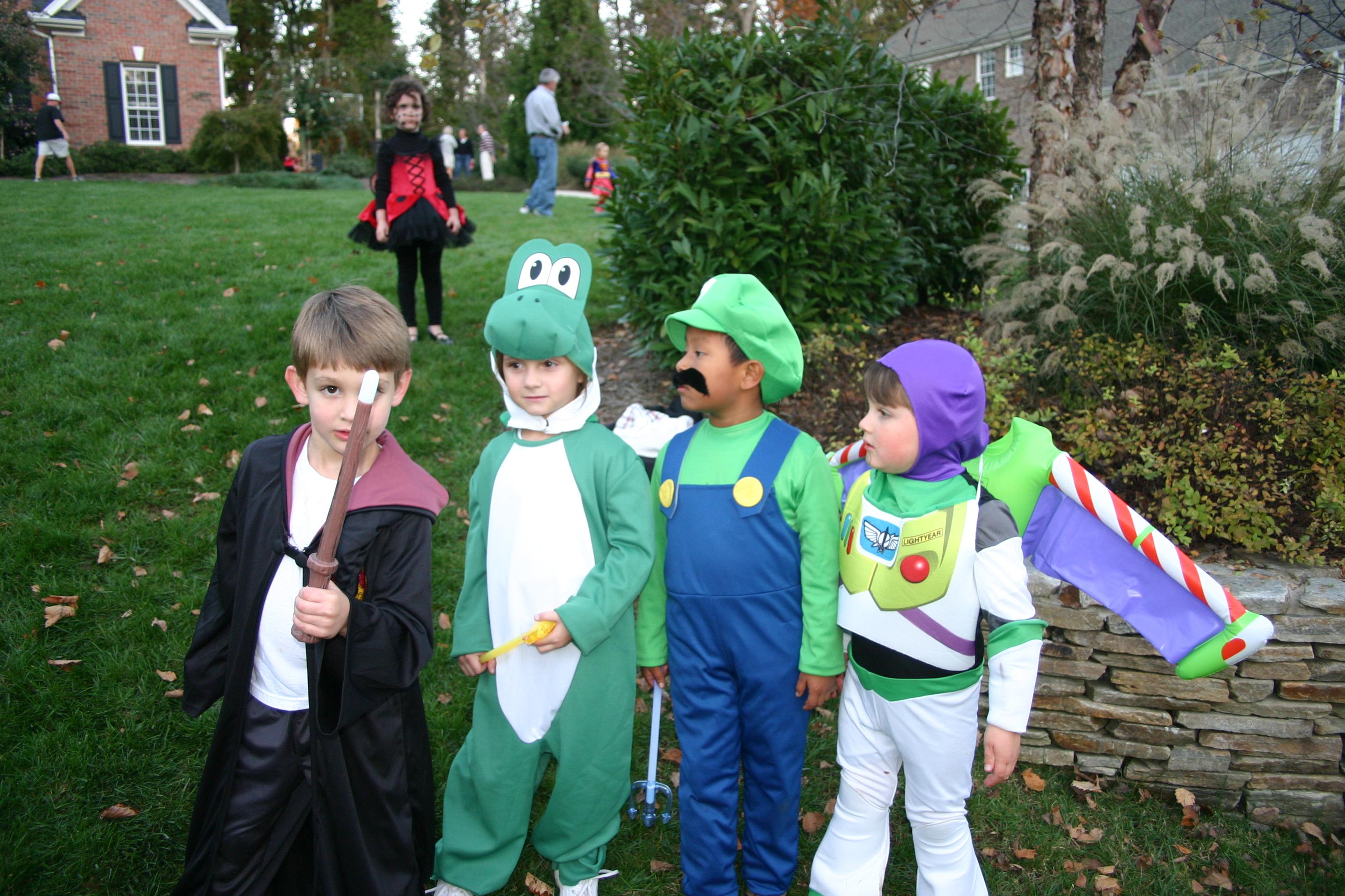 Kids Halloween Party 2010 013